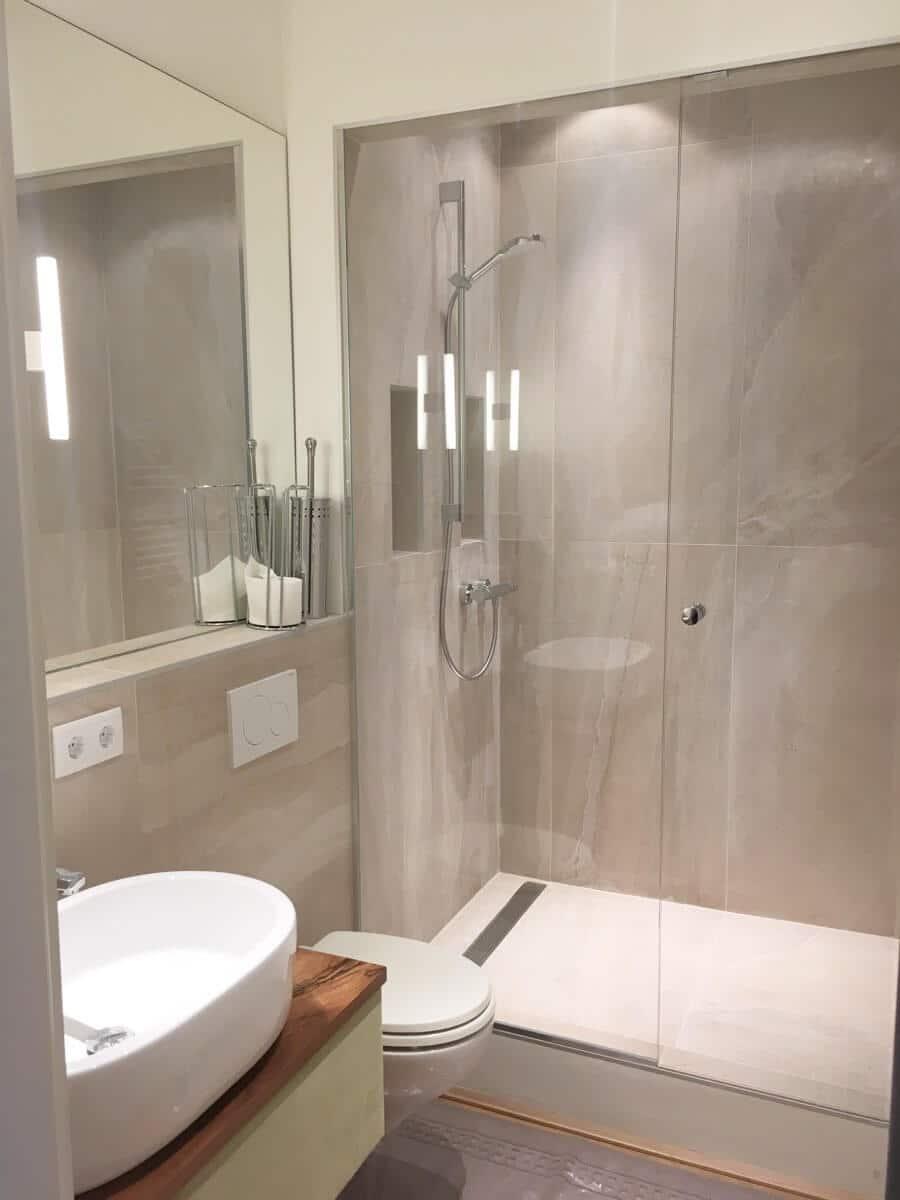 Apartment Sissi Badezimmer