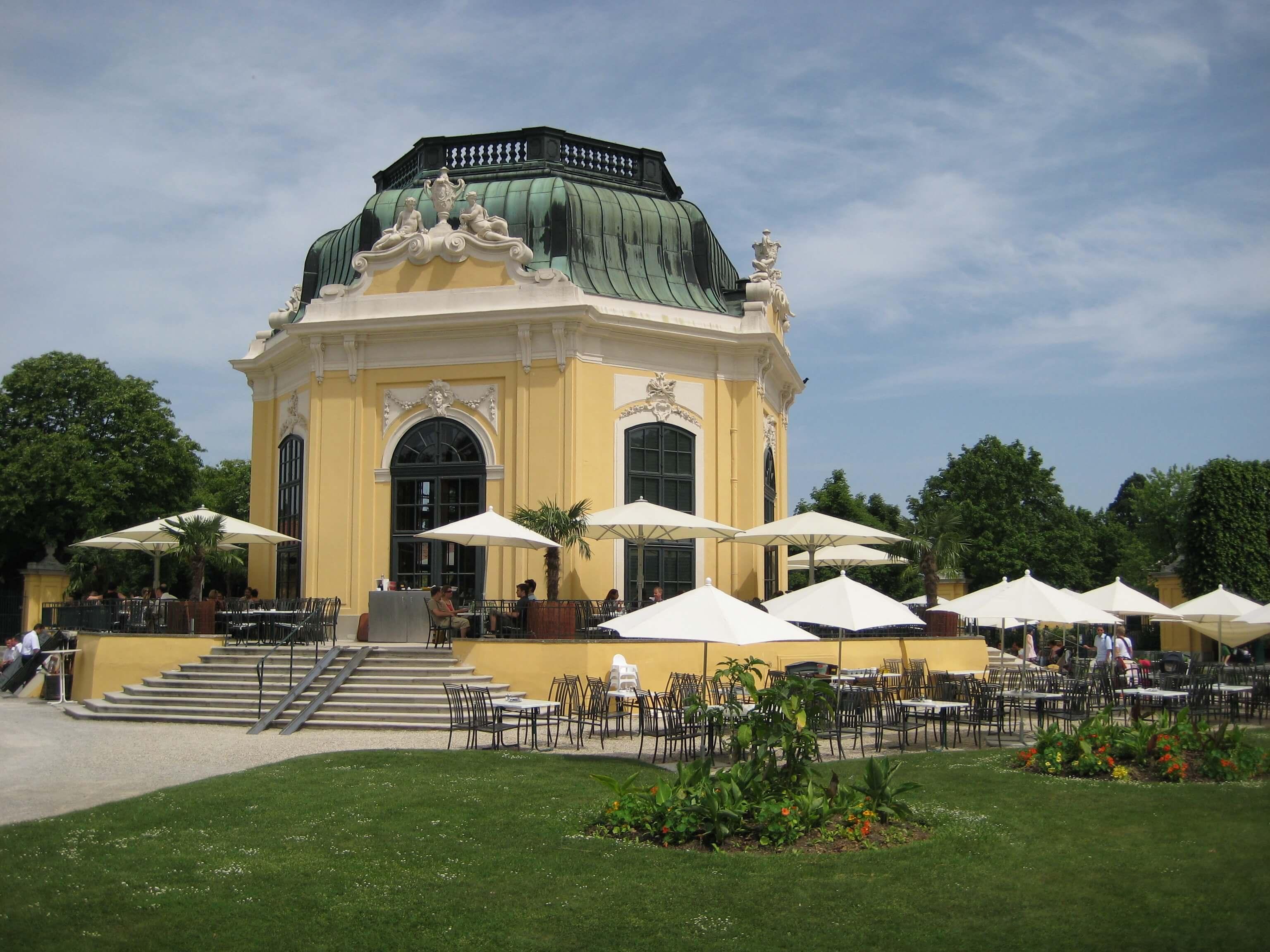 Apartment Wien-Umgebung Kaiserpavillon_Tiergarten_Schoenbrunn