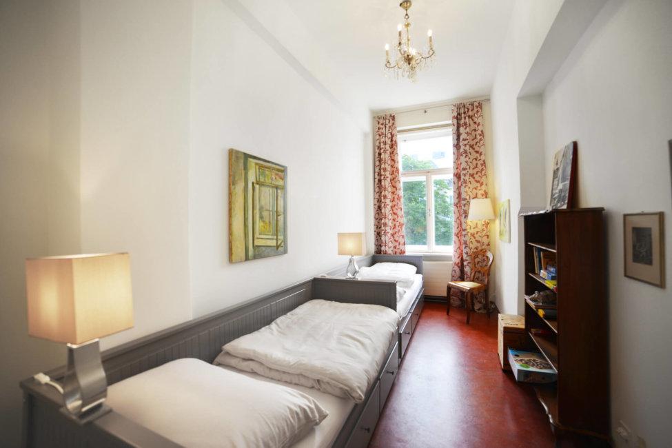 Apartment Maria Theresia Zimmer-Kabinett