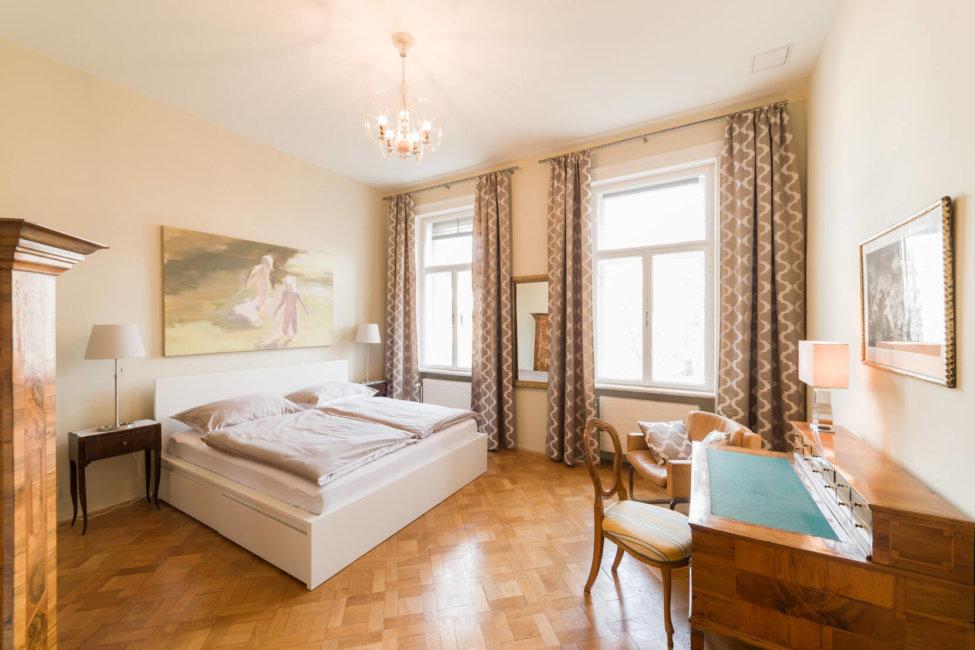 Apartment Schlafzimmer